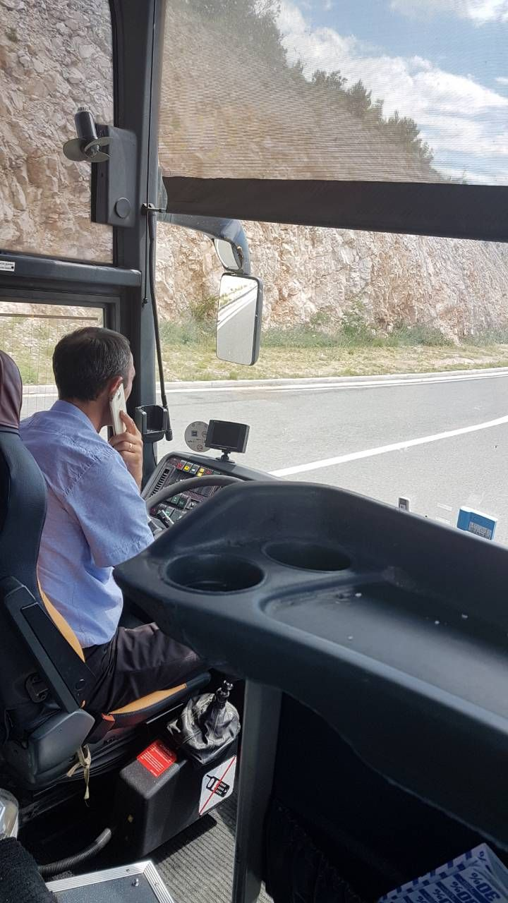 Pušenje u autobusu